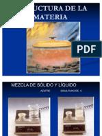 Copia de ESTRUCTURA DE LA MATERIA 1º