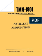TM 9-1901 Artillery Ammunition 1944 - Chapter 01