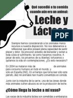 LECHE Y LÁCTEOS, POR ANIMA NATURALIS