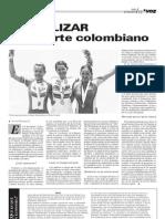 Globalizar El Deporte Colombiano