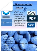 Indian Pharmaceutical Sector 2007 Format1dsk