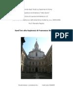 tesina Fagiolo