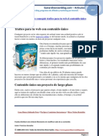 Descargar Gratis Trafico Para Tu Web La Mejor Manera De Conseguir Trafico...