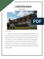 Rho Newsletter January 2012