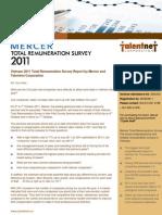 Vietnam 2011 Total Remuneration Survey Report