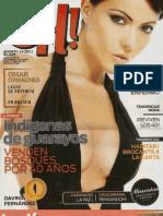 Caso Guarayos en Revista OH de Los Tiempos