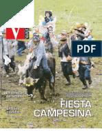 Herranza Andina -Suplemento Variedades (Diario oficial El Peruano)
