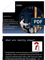 Reality Show Ppt[1]