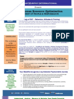 HRO Human Resource Optimization