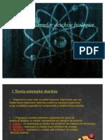 Chimia Sistemelor Deschise Biologice