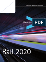 Accenture Rail 2020 Industry