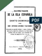 Sanchezvalverde Idea Del Valor