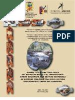 gestión de cuentas hidrográficas