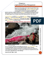 Chapter 21_Improving Agricultural Water Management
