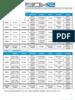 P90X2 Calendar (Created)