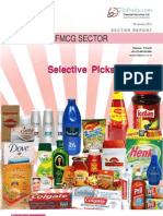 FMCG Sector Report