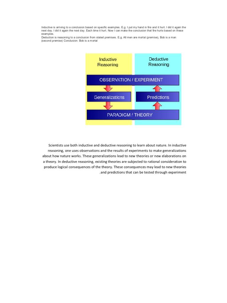 Doc 1 Inductive Reasoning Argument