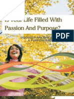 Guide to a purpose-driven life
