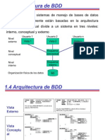1 4 Arquitectura de Base de Datos Distribuidas Copia