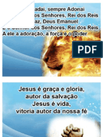 Jesus é vitória