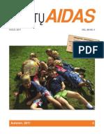 Skautų Aidas - ruduo 2011 Vol. 88 No.4