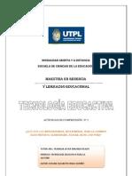 ACTIVIDAD DE COMPRENSIÓN Nº 2 UTPL