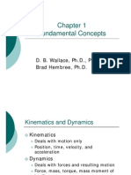 Lecture 3-Ch. 1 Fundamentals and Degrees of Freedom