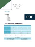 Francais 7, Les Verbs Au Present
