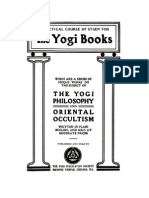 Studying the Works of Yogi aka (1)