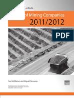Mining Survey 2011 2012