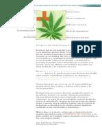 Prospecto Del Cannabis Para Uso Terapeutico Colegio famaceuticos de