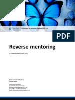 Reverse Mentoring v2.0 June 2011[29]