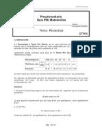 GTP06 Porcentaje