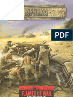 Flames of War - Afrika and the Mediterranean 1942-1943 MID (+ Corrections)