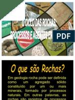 Ciclo Das Rochas - Aula Teste