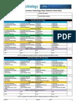 BIT Selection Sheet 2012 Ver 2 231111