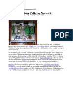 Build Your Own Cellular Network
