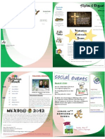 A6 March 2012 Newsletter
