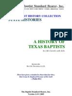 Carroll - A History of Texas Baptists - J. M. Carroll