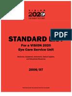 Standard List 06