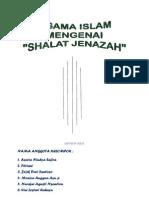 MAKALAH SHALAT JENAZAH