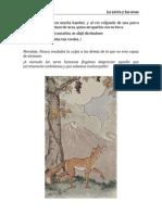 Esopo-La Zorra y Las Uvas