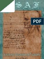 Boletín SAF, nº 02, 2003