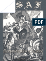 Boletín SAF, nº 04, 2005