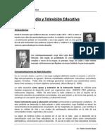 Radio y Televisión Educativa_Pedro