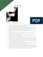 How Rahman Compose a Song