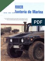 Hummer de la Infanteria de marina