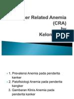 Anemia Terkait Keganasan (Cancer Related Anemia)