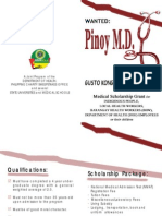 flyer PINOY M.D