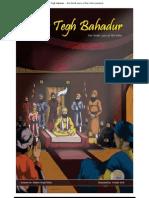 Guru Teg Bahadur Ji (Comics)